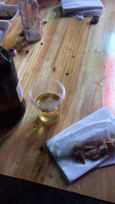 Beer in Guilin