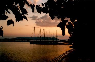 Skopelos sunset